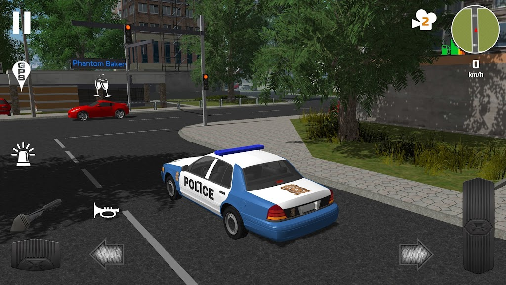 Police Patrol Simulator poster 2