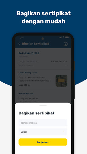 Sentuh Tanahku android2mod screenshots 4
