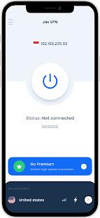 JAX VPN 1.0.23 screenshots 1