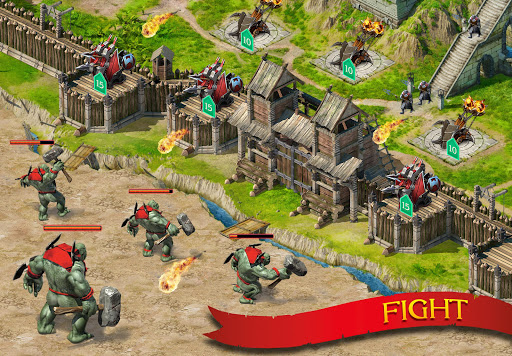 Stormfall: Rise of Balur  Screenshots 1