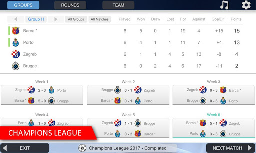 Mobile Soccer League apktram screenshots 6