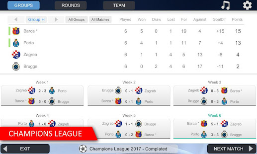 Mobile Soccer League 1.0.27 Screenshots 6