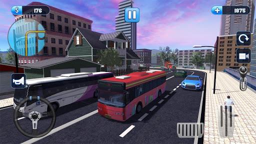 Public Bus Simulator: New Bus Driving games 2021 1.24 screenshots 6