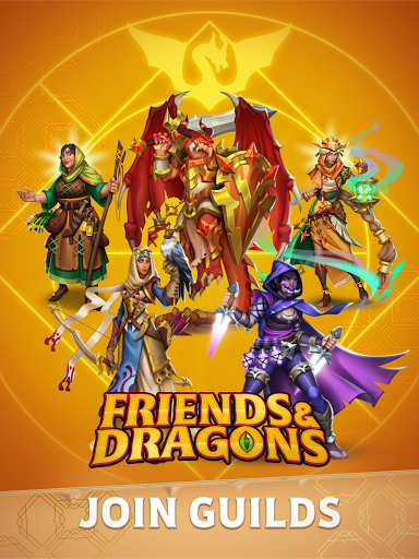 Friends & Dragons screenshots 14