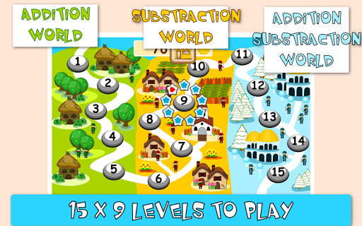 Kingdom Maths: maths kids game For PC Windows (7, 8, 10, 10X) & Mac Computer Image Number- 13