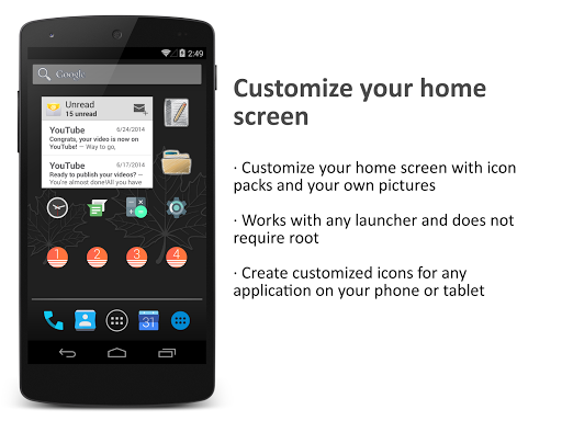Awesome icons 0.15.3 Screenshots 1