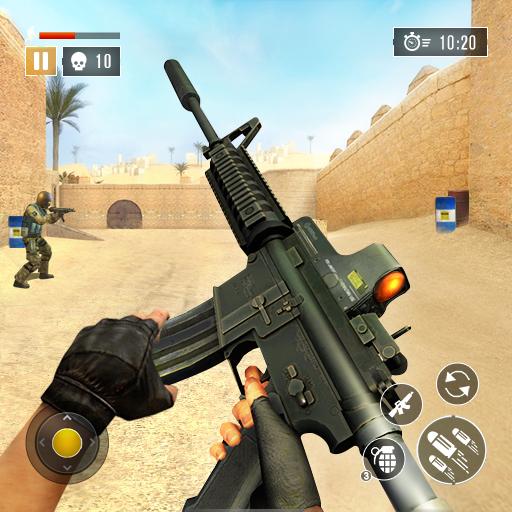Jogos de tiro offline gratuitos 2021