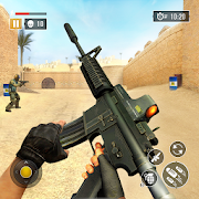 FPS Commando Secret Mission - Free Shooting Games