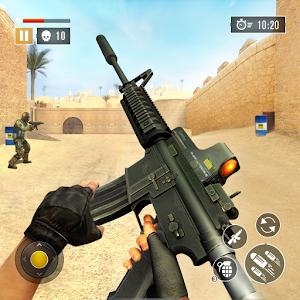 FPS Commando Secret Mission  Free Shooting Games