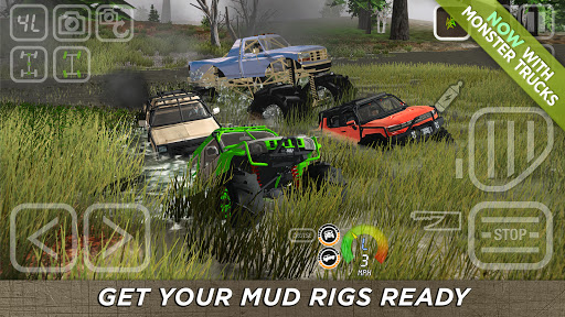 4x4 Mania: SUV Racing Apkfinish screenshots 1