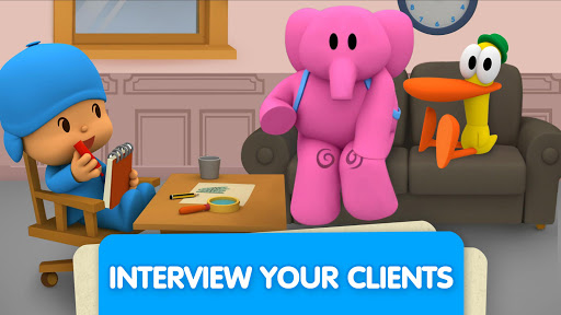 Pocoyo and the Mystery of the Hidden Objects  screenshots 9