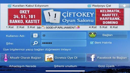 101 Okey Domino hakkarim.net 2.1.2 Screenshots 9