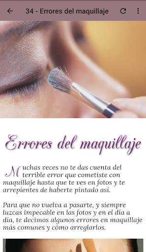 Maquillaje Profesional 2.10 Screenshots 4