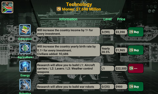 Africa Empire 2027 AEF_2.1.1 screenshots 6