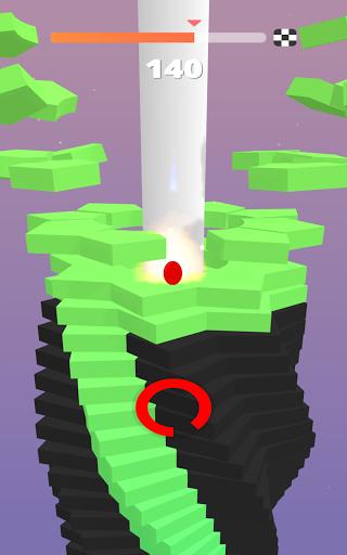 Helix Stack Blast 3D u2013 Smash Jump Ball Tower Fall 1.0.5 screenshots 15