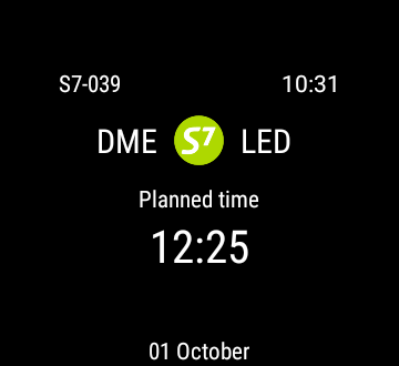 S7 Airlines: book flights android2mod screenshots 8