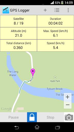 GPS Logger ss1