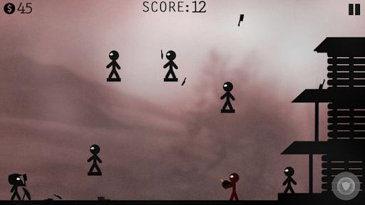 Stick Man Fight - Knife Hit & Throw Game! 2.5.0 screenshots 4