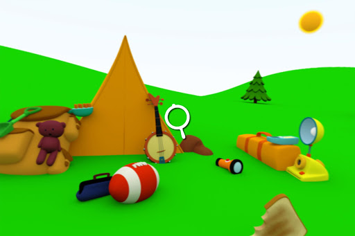 Pocoyo and the Mystery of the Hidden Objects  screenshots 5
