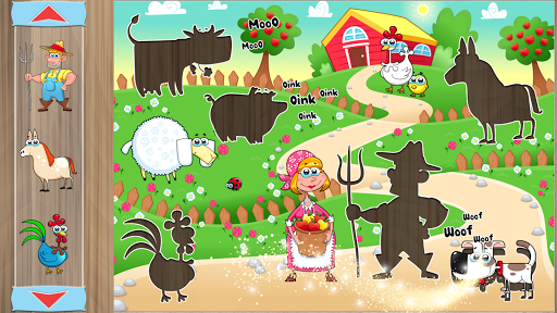 Kids Educational Puzzles Free (Preschool) 1.4.1 Screenshots 1