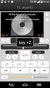 tc.audio AB repeat,tempo,pitch 1.2.5 Mod + APK + Data UPDATED 3