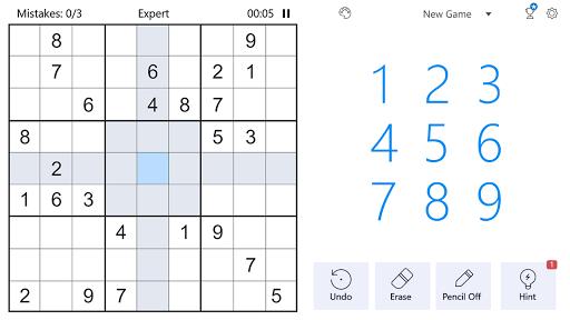Sudoku - Free Classic Sudoku Puzzles 3.9.0 screenshots 8