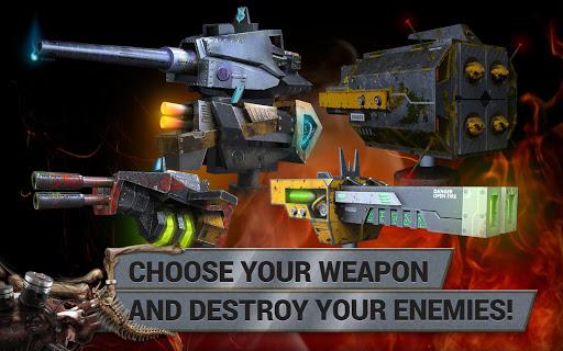 killercars - death race on the battle arena screenshot 2