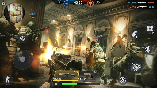 FPS Online Strike - Multiplayer PVP Shooter screenshots 23