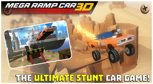 Mega Ramp Car 1.0 screenshots 1