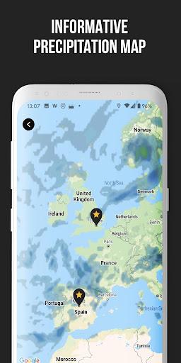 MeMeteo - global forecast & hurricane tracker screenshots 4