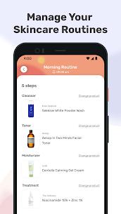 TroveSkin 2.0 Skincare Tracker 4