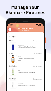 TroveSkin 2.0 Skincare Tracker screenshots 4