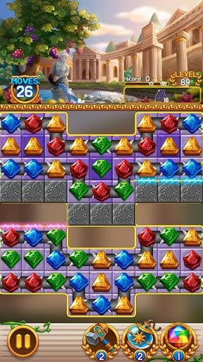 Jewel Athena: Match 3 Jewel Blast 1.7.1 screenshots 7