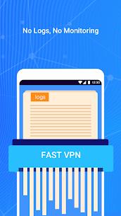 Fast VPN Mod Apk 4