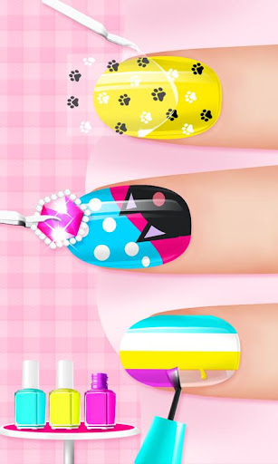 Nail Salon - Girls Nail Design 1.2 Screenshots 2