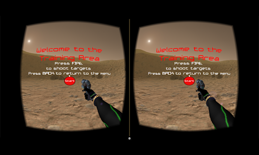 VR Space Shooting Range Hack Online [Android & iOS] 4