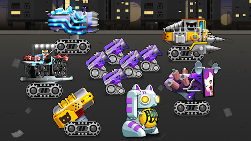 Idle Cat Cannon modavailable screenshots 8