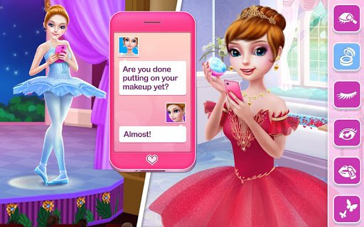 Pretty Ballerina - Dress Up in Style & Dance 1.5.3 screenshots 4