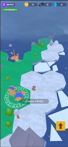 Viking Life: Wild north, idle tycoon games adcap  screenshots 9