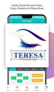 Logo Maker Premium MOD APK by stylish app world 2