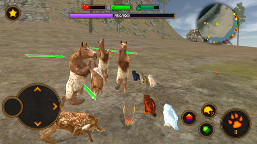 Clan of Owl 1.1 screenshots 19