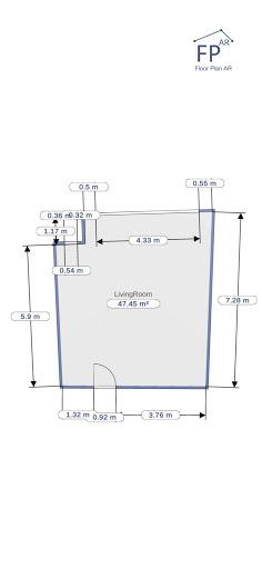 Floor Plan AR   Room Measurement 12.7 Screenshots 4