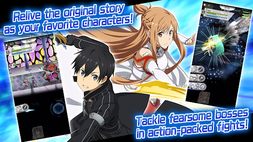 SWORD ART ONLINE Memory Defrag 2.4.0 screenshots 9