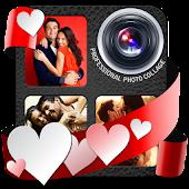 icono Foto Collage Editor De Fotos De Amor