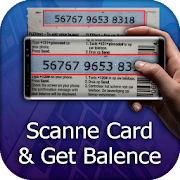 Scan Recharge Mobile Card Camera #01