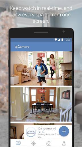 TP-LINK tpCamera  screenshots 1