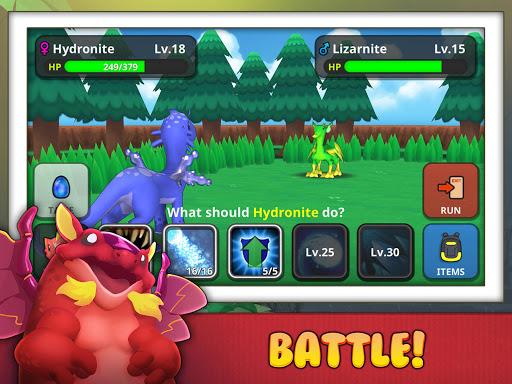 Code Triche Drakomon – Battle & Catch Dragon Monster RPG Game Armée et Or illimitée