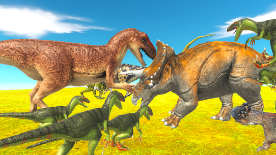 Animal Revolt Battle Simulator (Official) Mod Apk 1.0.9 (A Lot of Gold Bars) 3