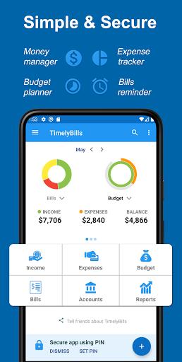 Download APK: Money Manager,Budget,Expense Tracker,Bills,Debt v1.21.127 (Subscribe)