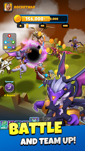 Coin Dragon Master - AFK Slot RPG 1.3.1 screenshots 10